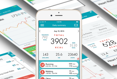 nix solutions reviews fitness app uactive
